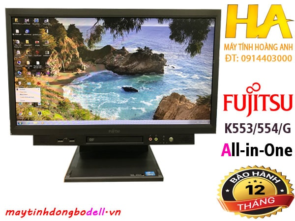 Fujitsu-K553-554G-All-in-One