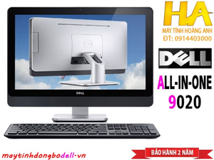 DELL-ALL-IN-ONE-9020, Cấu hình 7
