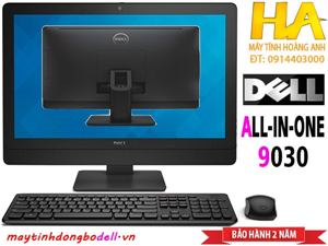 DELL-ALL-IN-ONE-9030, Cấu hình 3