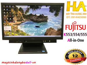 Fujitsu-k553/554/555 All-in-One, Cấu hình 7